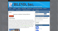 Preview of blindinc.org